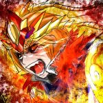 Flame of despreate by shirodebby