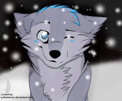 Pretteh Snow by DemiiDee