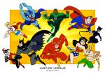 Justice League by celsojunior