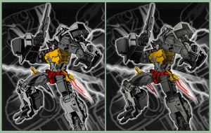 Transformers: Movie Grimlock? by leangreen76
