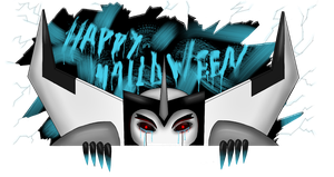 Happy Halloween by Redrosesforever