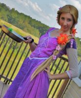 Rapunzel by Darkmoonwanted