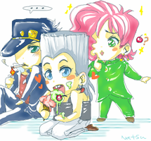 Jojo kids by chibicomadreja