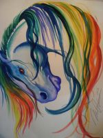 Unbridled  Color by Melanie76