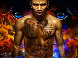 Sexy Trey Songz by ICMDesigned