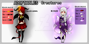 Adoptables 3. Open by A-I-K-art