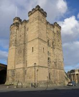 Castle Keep, Newcastle by bobswin