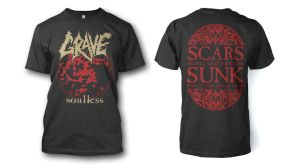 GRAVE SOULLESS SHIRT REDESIGN by BURZUM