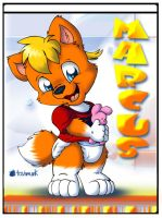 Marcus Tavi Tag by Marco-Fox