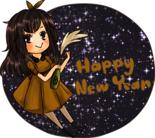 Happy New Year by Aka-Ai
