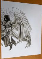 seraphim by Crow55