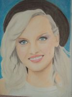 Perrie Edwards- Pastel by balletpink100