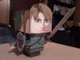 Link CubeeCraft by SuperVegeta71290