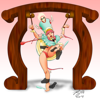 Nonon's Gong Show by rj88