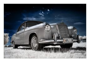 DB220S 1957 by vw1956