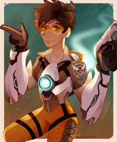 Tracer by MapleSpyder