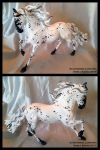 'Blizzard' Commission Breyer CM by Starhorse