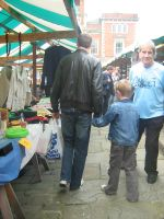 Chesterfield: Father and Son by angelofmusicuk