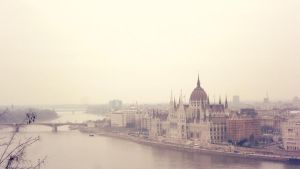 Welcome to Budapest by qualmfrieda