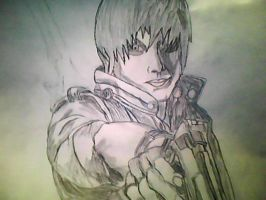 Anime Drawing Dante by Sketchinsmid