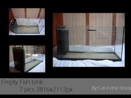 Empty Fish Tank by Cat-in-the-Stock