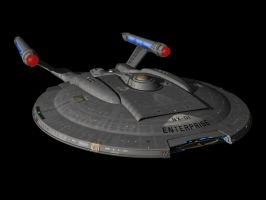 NX-01 Enterprise by metlesitsfleetyards