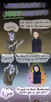Skyrim - Why can't I just say it by AliceKaninchenbau