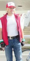 Terry Bogard cosplay 24 by IronCobraAM