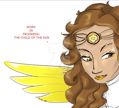 [WIP] The child of the sun by FeithLAuthor