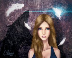 One Winged Angel by Yakve