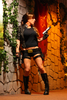 Lara Croft 2011 by zacpfaff