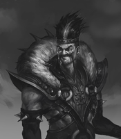 draven by Plainandplain