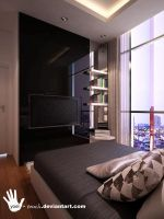 apartment masterbedroom2 by yoel-touch