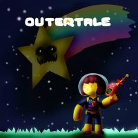 Outertale: Frisk the Starchild by TipsyRa1d3n