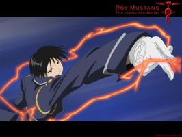 Roy Mustang by Spacecowboytv