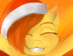 Xmas pony ! by ImMistChaser