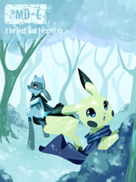 PMD-L Season 2 The lost and forgotten - Cover by DrawerElma