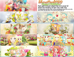 [SHARE PACK] by meoconcuteblu