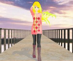Lily Cansual Clothes + DL by hamalambam