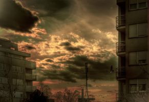 HDR study by beregond3019
