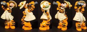 AK Tigger Toy by AreteStock