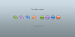ThirtyTwo bubble by Manic-Nimrod