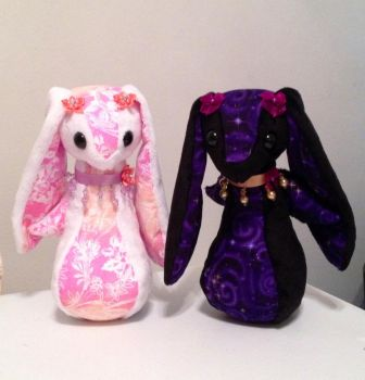 Guardian bunny by ArtisanAlley