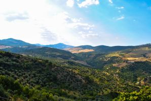 View from San Mauro Forte 2 by g25driver