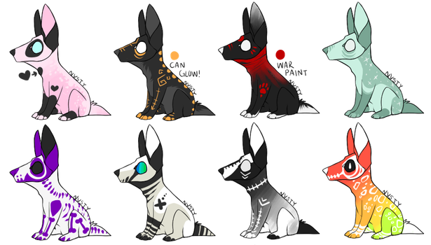 FREE Adopts (All Closed) by NVSTY