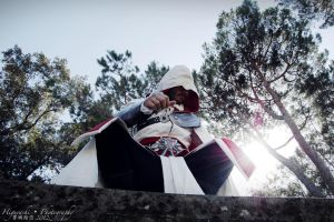 Ezio - Assassin's Creed X by theredviper