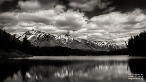 mountain reflections by torobala