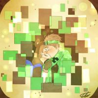 Minecraft Mavin by pikmama