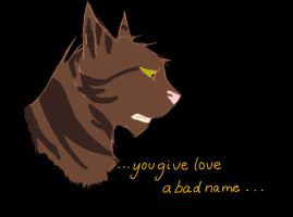 You Give Love A Bad Name by The-Phan