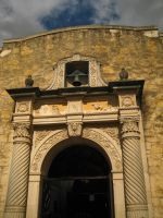 Part of the Alamo by simfonic